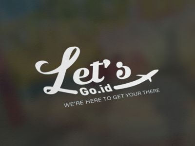 Logo Let's go.id