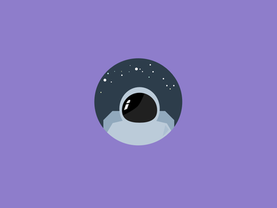 Astronaut Icon (Alt) space suit space spaceman icon astronaut