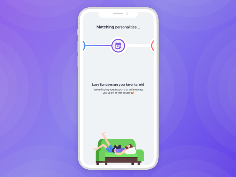 👽 Onboarding #8 (Interstitial) / Ladder iphone ios onboarding flow modern clean minimal user experience user interface ux ui profile builder form ui form profile onboarding screens onboarding screen onboard onboarding ui onboarding interstitial