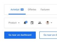 UI Kit flat ux dashboard interface sketch web material clean button kit ui