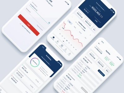 Portfolio Management Mobile App