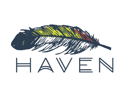 HAVEN sticks nest feathers town house community