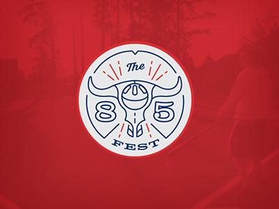 Wiffle ball tournament american circle 805 cow seal badge baseball ball wiffle