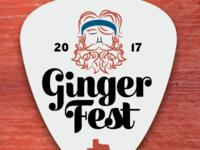 GingerFest logo