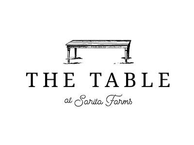 THE TABLE texas sarita southern farm table farm vintage table food family holidays feast