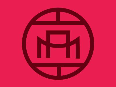 MANDARIN ASSET monotone red china asian global international real estate