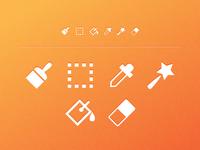 Toolbar Icons