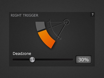 Controller - Trigger Settings