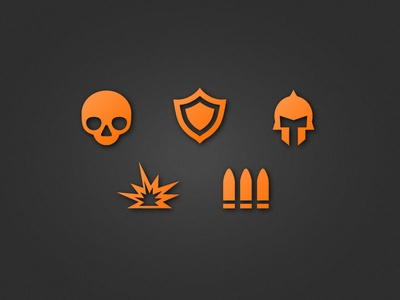 FPS Icons