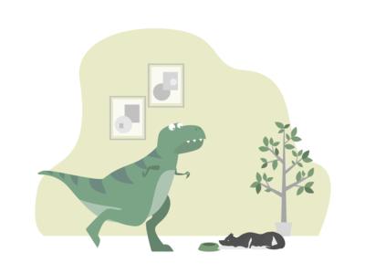 ITG - Dinosaur