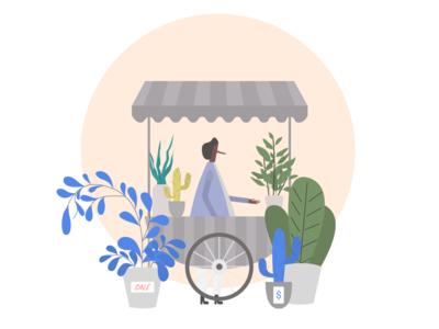 ITG - Flower Shop