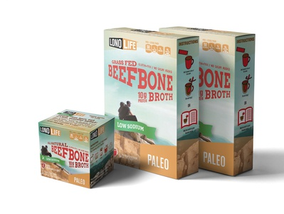 Lonolife Broth Packaging Design product design productdesign lifestyle lonolife serving adventure broth logo design packaging design branding brand identity packaging