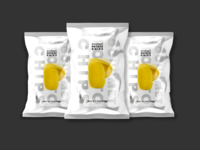 P for Potato - Chips Packaging