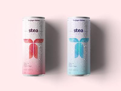 T for Tea 🌿 illustration tea packaging t logo t letter packaging design branding brand identity packaging