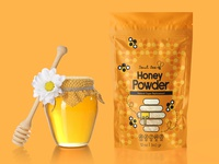 Honey Powder Packaging