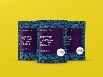 Loose Tea Packaging Design