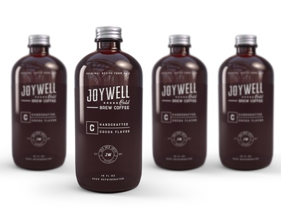 Cold Brew Coffee Bottle packaging mockup ux ui illustration marketing barism coffeeshop coffee logo logo bottle coffee design packaging design branding brand identity packaging