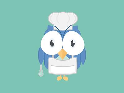 Chef Sparkle illustrator illustration
