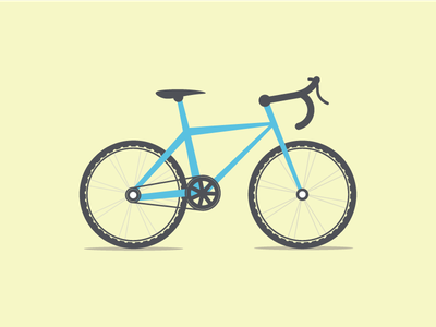 Bike illustration bike cycle