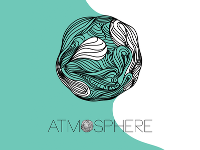Atmosphere Logo - Bottled Water brand