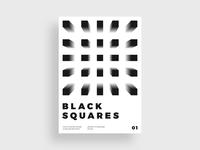Black Squares Drbbble