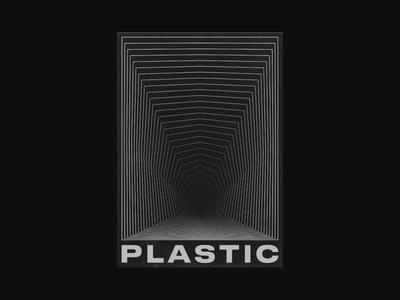Plastic raster swiss poster swiss design art retro layout composition lines minimal vintage poster design swiss poster design typography abstract geometric branding illustration flat