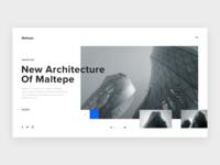 Maltepe Architecture