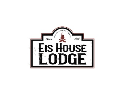 Final Logo Design | Eis House Lodge logos logodesign branding branding design logo