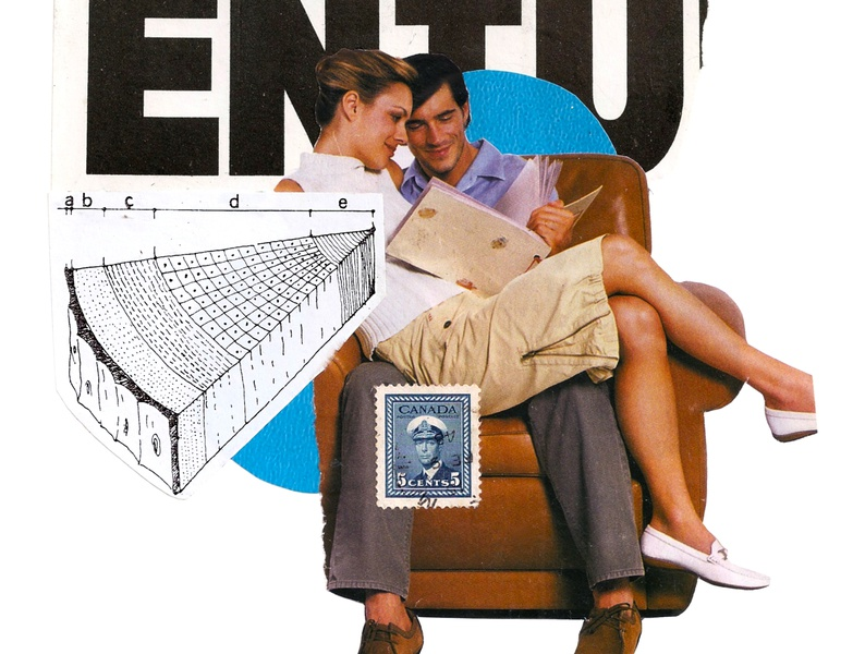 'Wedding album' geometric couple woman man love type typography photography kunst contemporaryart retro art vintage collageonpaper collage art artist collageart collage colagem artmajeur