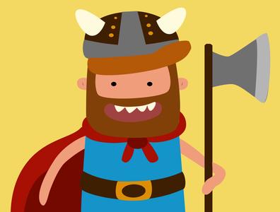 Warrior Character 3