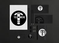 Telomere Science Company Logo Mock UP