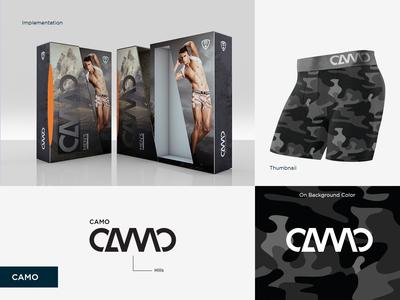 CAMO - Mens Underwear