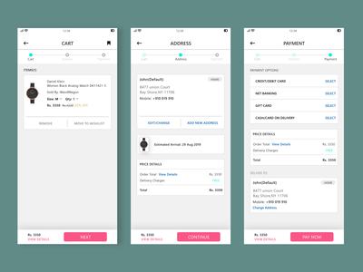 Shopping App-03