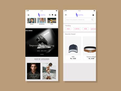 Shopping App-05