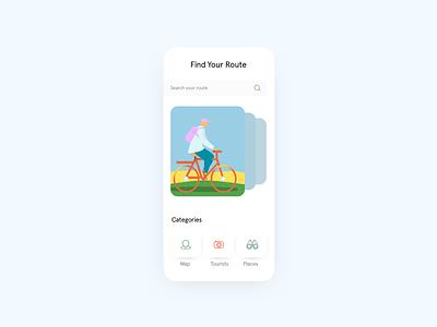 App Design for Tourists