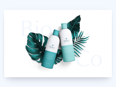 Bio&Co. Natural cosmetics for hair care