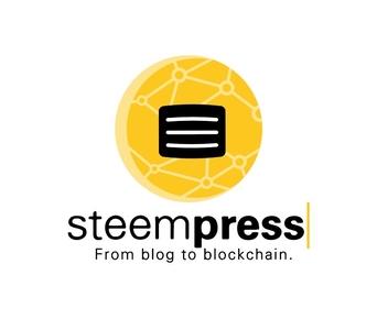Steempress.io logo