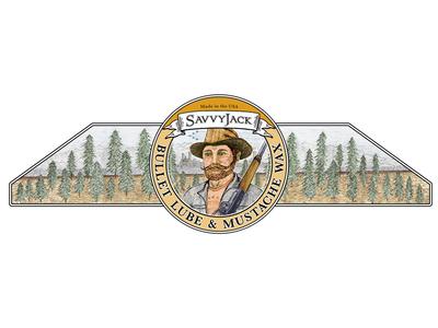 SavvyJack Trapezoid logo variation