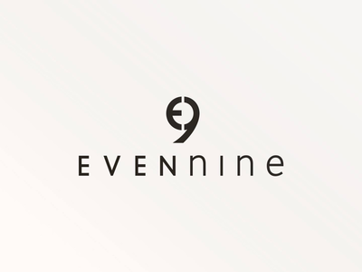 EvenNine - Logo Design