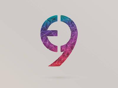 EvenNine - Logo design