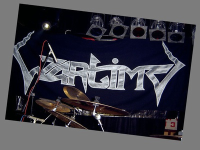 WARTIME banner/flag