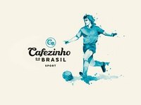 Cafezinho do Brasil illustration
