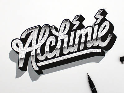 Alchimie.