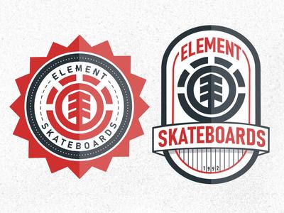 Badges Element