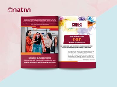 E-Book Coloração Pessoal
