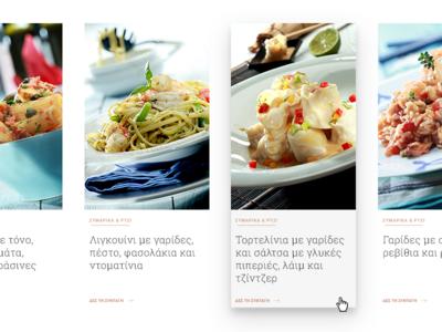 Chef Recipes Cards