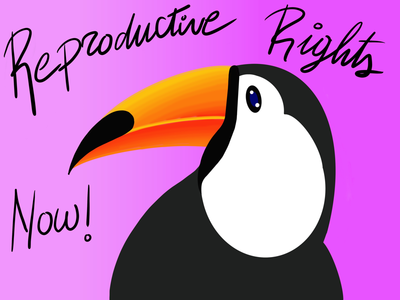 Tropical birds 4 Reproductive Justice