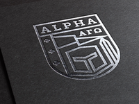 Alpha Knights Shield / Crest