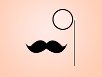 Monocle + Mustache