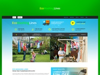 Eco Washing Lines